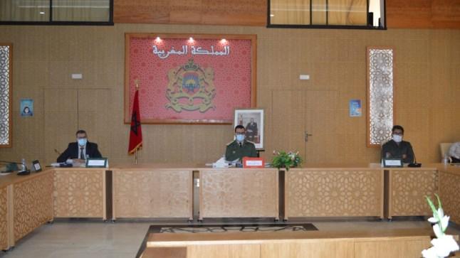 في عز وباء كوفيد 19 عامل إقليم بوجدور يطلق المرحلة الثانية من برنامج بوجدور مبادرة