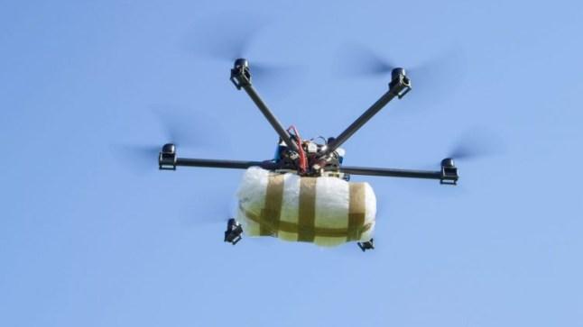 تجار المخدرات يلجأون إلى طائرات الدرون لتهريب الحشيش من المغرب !