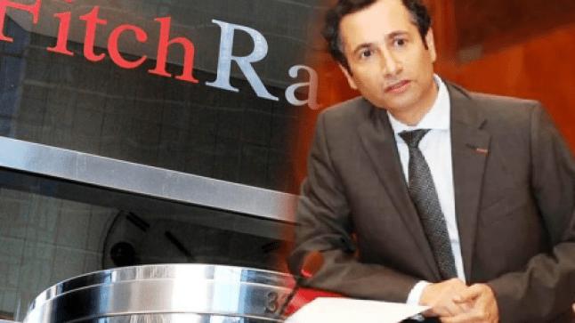 """وكالة فيتش تخفض التصنيف الإئتماني للمغرب إلى """"مرتفع المخاطر"""""""