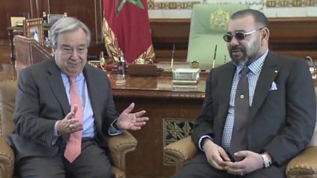 الملك للأمين العام للأمم المتحدة : المغرب تحمل مسؤوليته وأعاد الإنسيابية لمعبر الكركرات