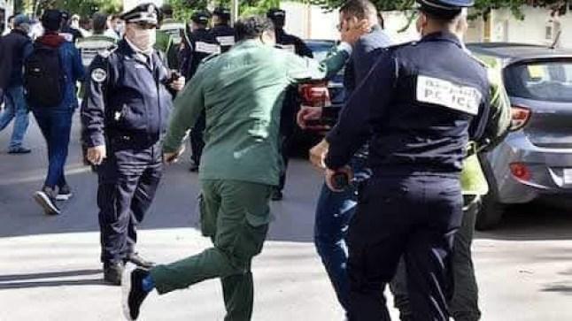 بعد تعنيف وقفتهم الأسبوع الماضي.. حركة الممرضين تصعد ضد الوزارة وتدعو إلى إضراب وطني ليومين