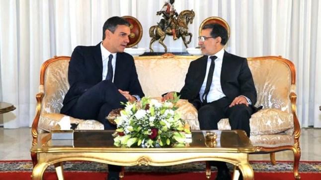 ترحيل المهاجرين السريين وقضية الصحراء على رأس أجندة الإجتماع رفيع المستوى بين إسبانيا والمغرب بعد 5 سنوات من الجمود