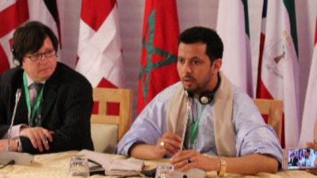 """""""محمد سالم الشرقاوي"""" يبعث برسالة مفتوحة إلى الأمين العام للأمم المتحدة"""