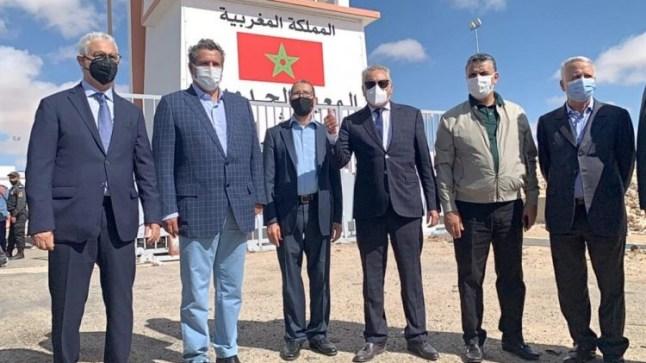 بيان الكركرات .. الأحزاب السياسية تدعو إلى التعجيل بمنح الحكم الذاتي لأقاليم الصحراء !