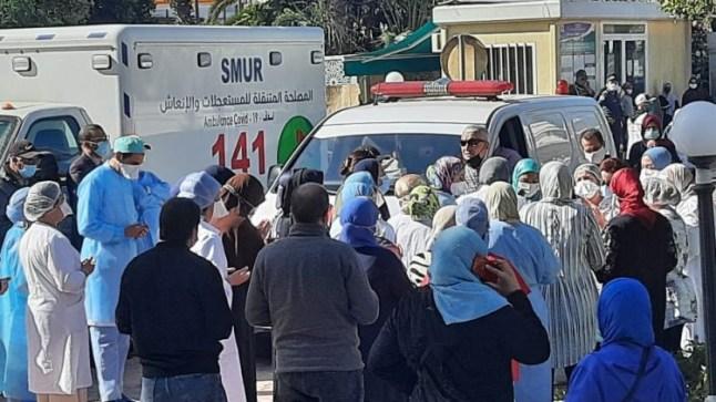 كورونا تخلف 5391 إصابة و 81 وفاة خلال 24 ساعة بالمغرب !