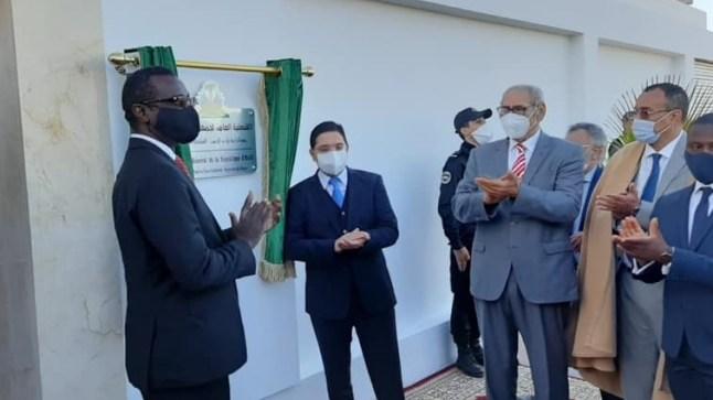 هايتي تفتح قنصلية عامة بالداخلة..وبوريطة: سنفتتح 20 قنصلية قبل نهاية السنة الجارية