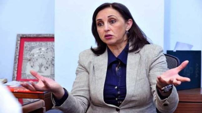 """الصحفي """"علي التومي"""" يهاجم """"نبيلة منيب"""" دفاعا عن ولد الرشيد"""