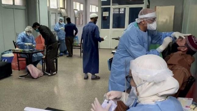 26 وفاة و1266 إصابة جديدة بكورونا خلال الـ24 ساعة الماضية