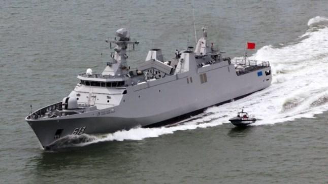 فقدان متدربين اثنين من كوماندوز البحرية الملكية خلال تدريبات بحرية قبالة سواحل القصر الصغير