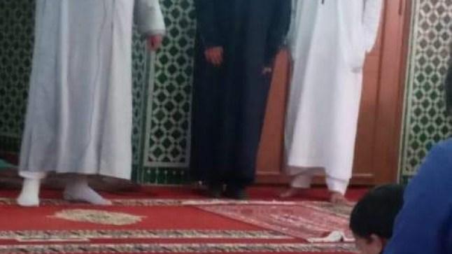 سيدة أمريكية تعتنق الإسلام ببوجدور