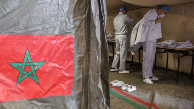 نشرة كورونا.. 1416 إصابة جديدة في المغرب و24 وفاة و1469 حالة شفاء
