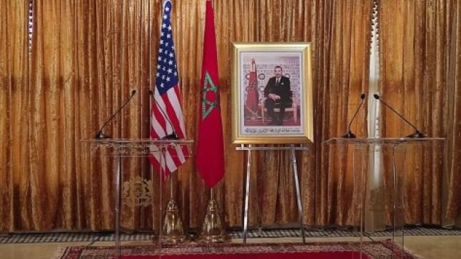 وفد حكومي أمريكي رفيع في الداخلة للوقوف على الأشغال في مقر قنصلية أمريكا