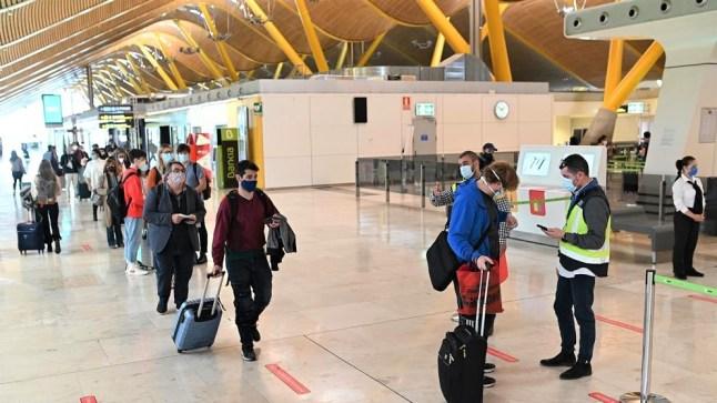إسبانيا تفرض التوفر على اختبار سلبي لكورنا بالنسبة للمغاربة الراغبين في السفر إليها