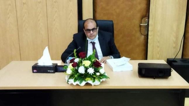 """""""شطاري"""" تهنئ الدكتور """"محمد الهيبة"""" بمناسبة حصوله على شهادة الدكتوراه"""