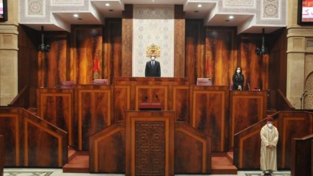الفرق البرلمانية تراسل البرلمانيين الجزائريين وتندد بالتدخل في شؤون المغرب الداخلية