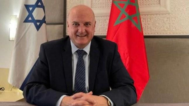رئيس مكتب الإتصال الإسرائيلي بالمغرب : أتلقى طلبات فيزا كثيرة من المغاربة!