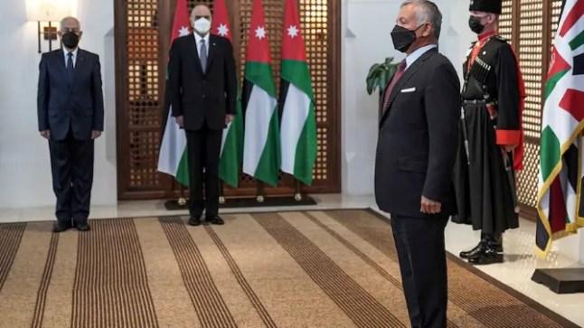 الإعلان في الأردن عن إعتقال مسؤولين وملكة سابقة وأنباء عن محاولة إنقلابية فاشلة