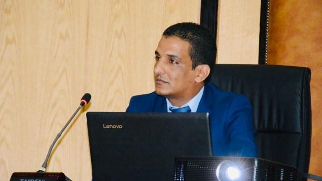 """بوجدور. المهندس الشاب """"محمد المصطفى خيا"""" يعلن ترشحه للانتخابات القادمة"""