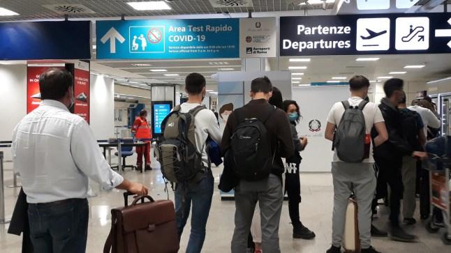 إيطاليا تسمح للعالقين في المغرب بالعودة دون فيزا