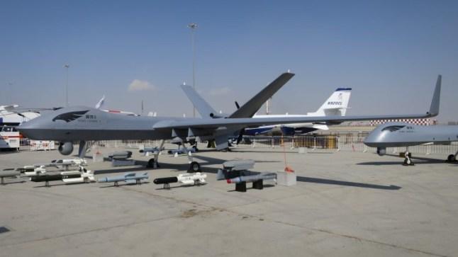 المغرب يحصل على طائرات درون عسكرية صينية