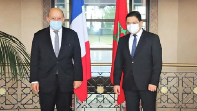 فرنسا تعلن إستعدادها مواكبة المغرب لتفعيل نموذجه التنموي الجديد