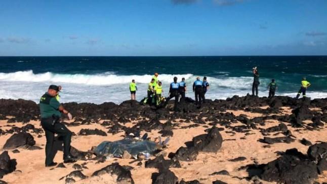 فاجعة.. 3قتلى وخمسة مفقودين في حادث غرق قارب انطلق من طانطان نحو جزر الكناري