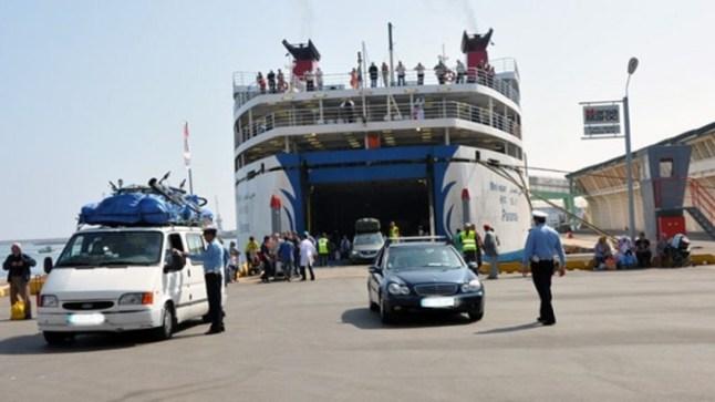 الحكومة تحدث تعويضا عن التنقل عبر البحر لفائدة المغاربة المقيمين بالخارج