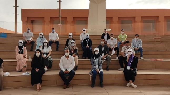 """بإشراف مباشر من العميد """"حميد الرݣيبي الإدريسي"""". طلبة العيون يشاركون في تدريب مكثف حول الطاقات المتجددة بمراكش"""