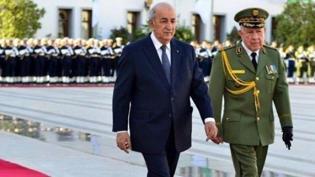 الرئيس الجزائري: سنرد إذا تعرضنا للهجوم