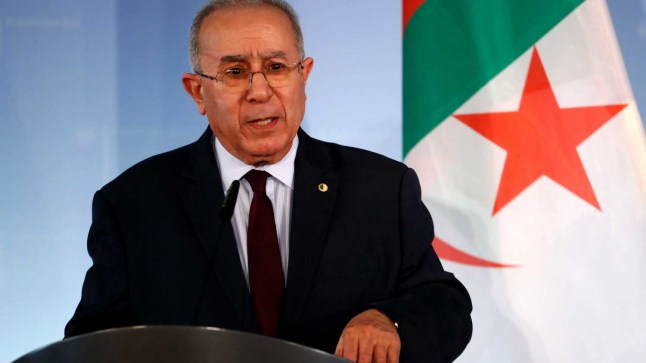 بعد أسبوع من تعيينه… وزير الخارجية الجزائري يطالب الأمم المتحدة بمبعوث للصحراء