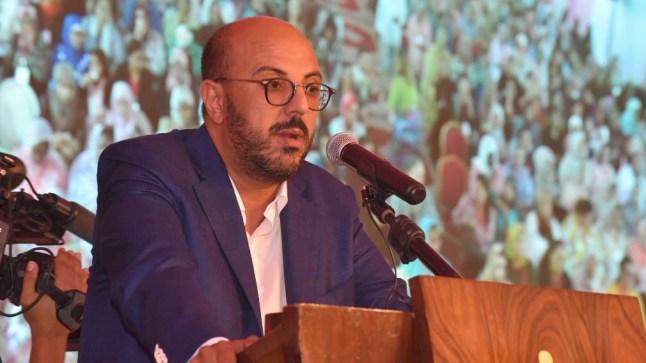 """""""محمد ولد الرشيد"""" يتحزم للانتخابات ويقود لقاءات على أعلى مستوى بالعيون"""