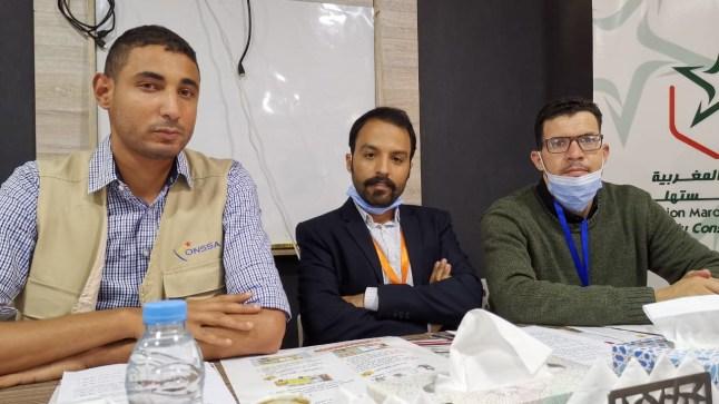 أعضاء المكتب المسير للجمعية المغربية لحماية المستهلك ينظمون دورة تكوينية بالعيون