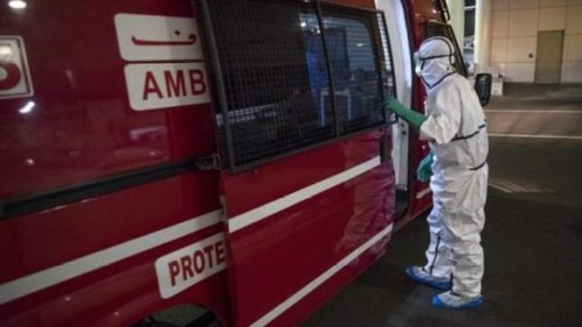 وزارة الصحة تسجل 8216 إصابة جديدة و115 وفاة في ظرف 24 ساعة