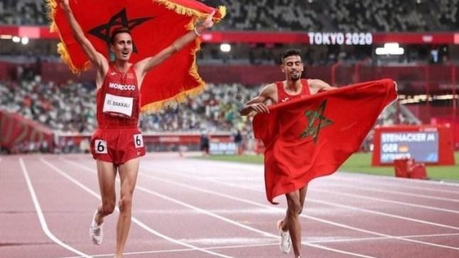 سفيان البقالي يهدي المغرب أول ميدالية ذهبية في أولمبياد طوكيو