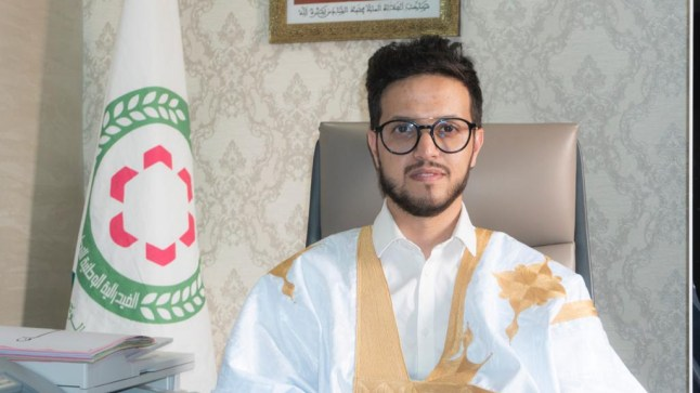"""الشاب """"عبدالله بوفوس"""" يعلن ترشحه وكيلا للائحة الاتحاد الاشتراكي خلال الاستحقاقات الانتخابية القادمة بالعيون"""
