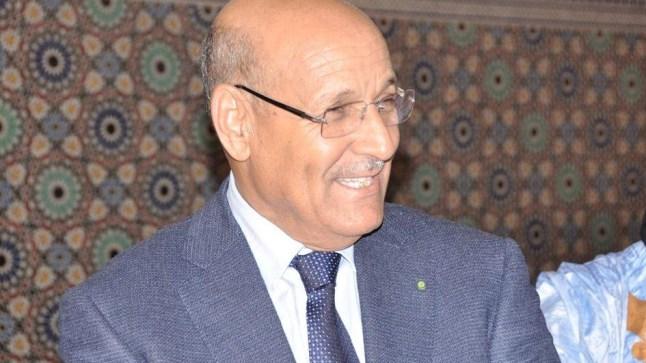 حمدي ولد الرشيد وفاطمة سيدة بقبة البرلمان