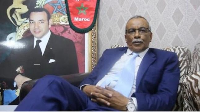 إنتخاب عبد الحي حرطون رئيسا لبلدية الطرفاية الطاح