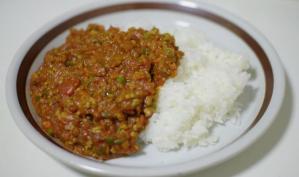 トマトキーマカレー