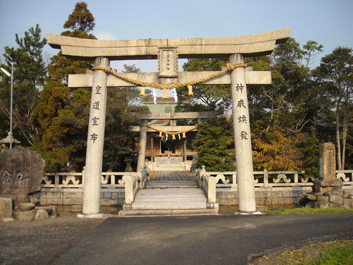 高泊神社(たかとまりじんじゃ)