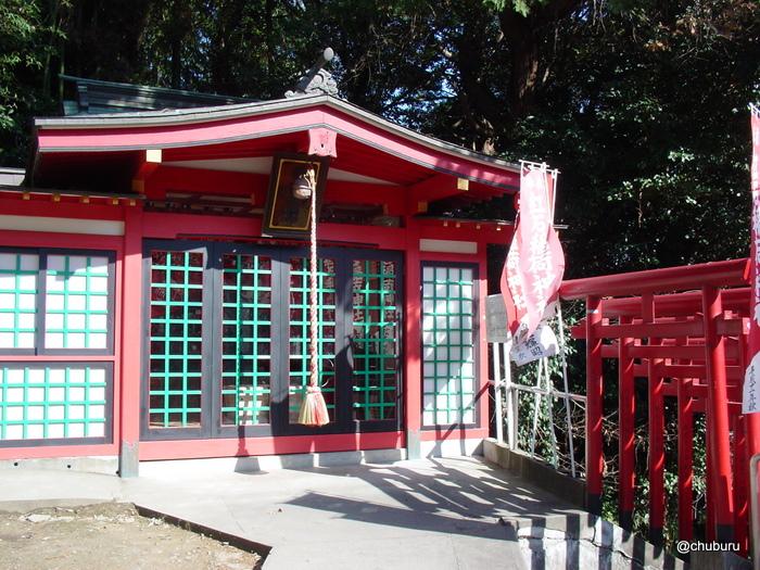 紅石稲荷神社(赤間神宮)