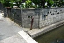 町最初の共同水道栓