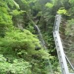 七折れの滝(大分県玖珠郡九重町)