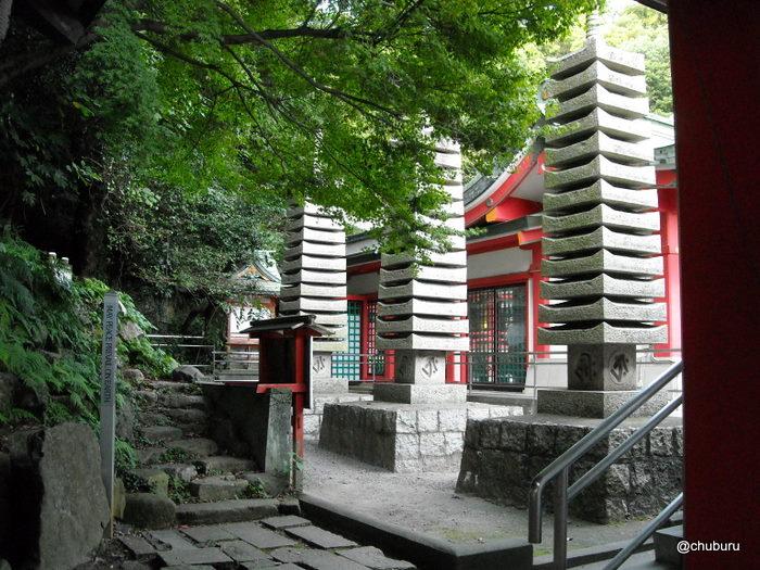 水天供養塔(赤間神宮)