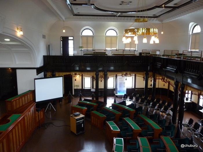 山口県旧県会議事堂 その2