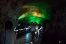 光響ファンタジー 水と大地の神秘(秋芳洞) その5洞内富士