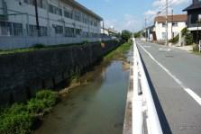 武久川河口付近
