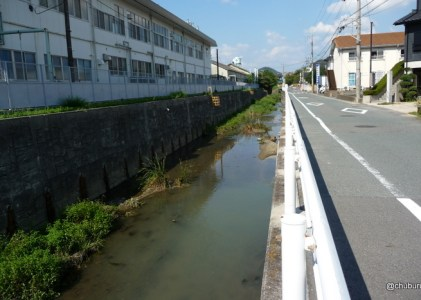 武久川河口付近 その1