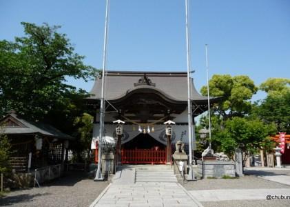 中津瀬神社 その2拝殿