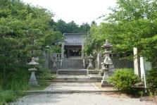 六神社(名田島)
