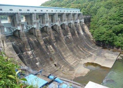 厚東川ダム(小野湖)